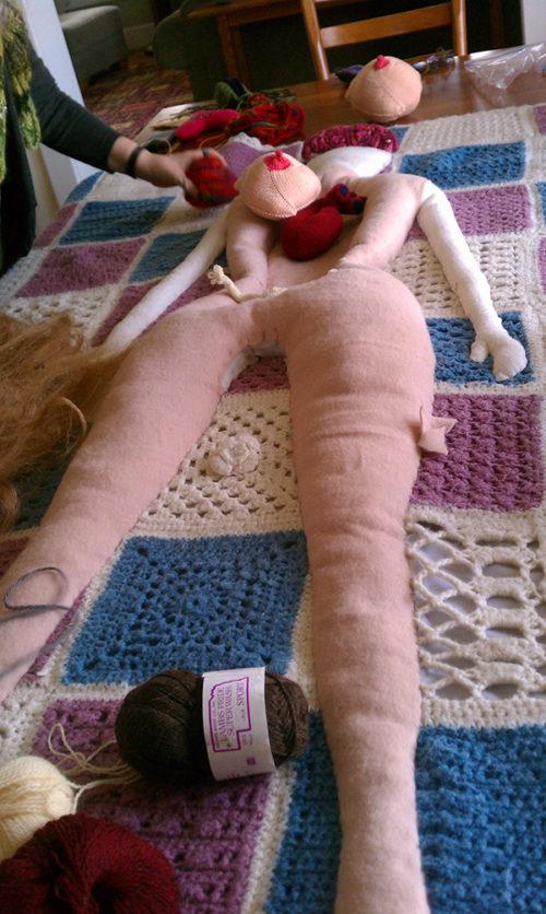Anatomical Barbie